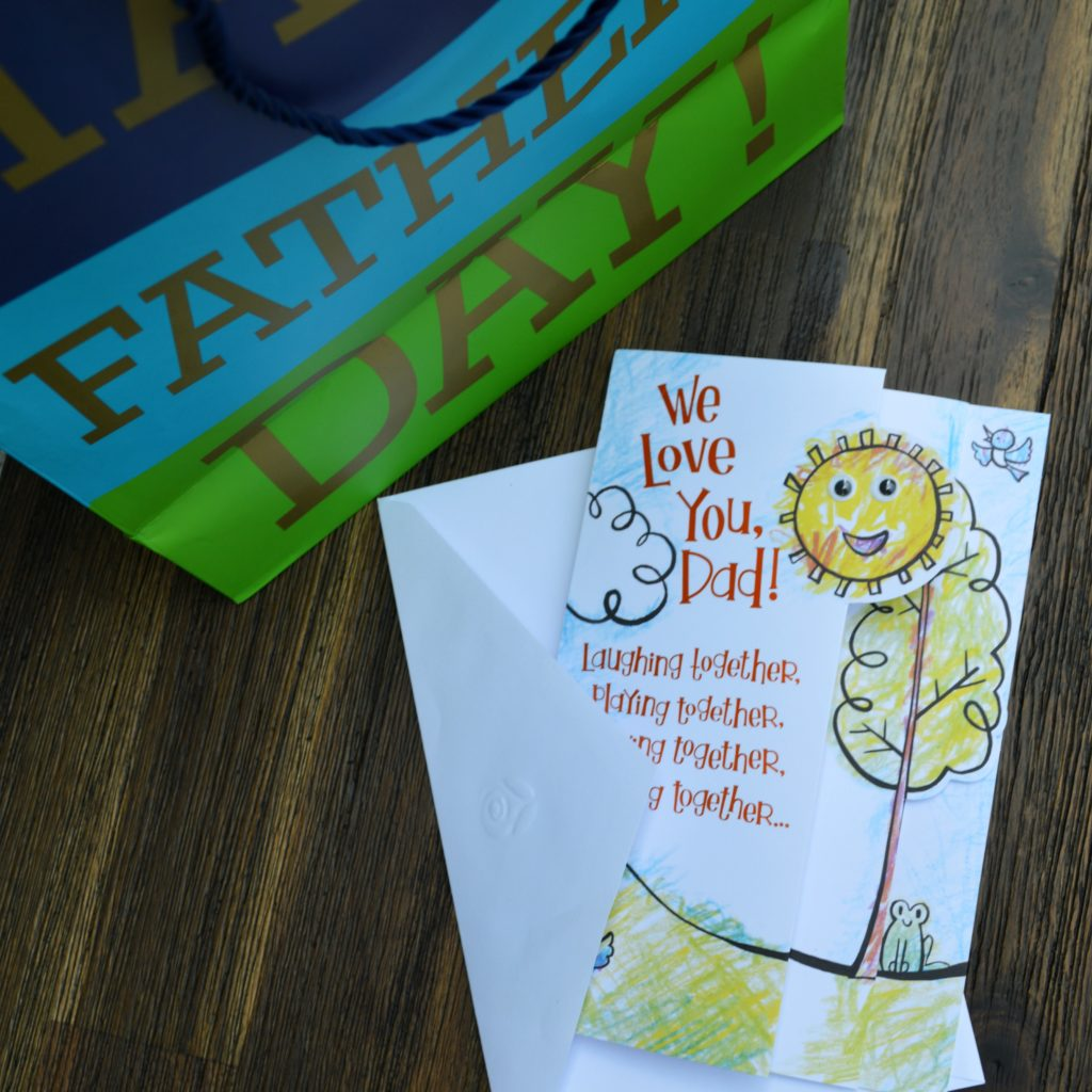 Father's Day Tissue Paper World Craft