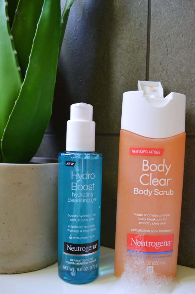 Get your summer skin ready in 3 easy steps with Neutrogena
