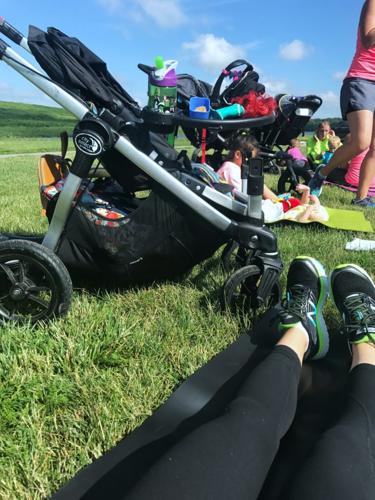 Omaha Outdoor Stroller Classes