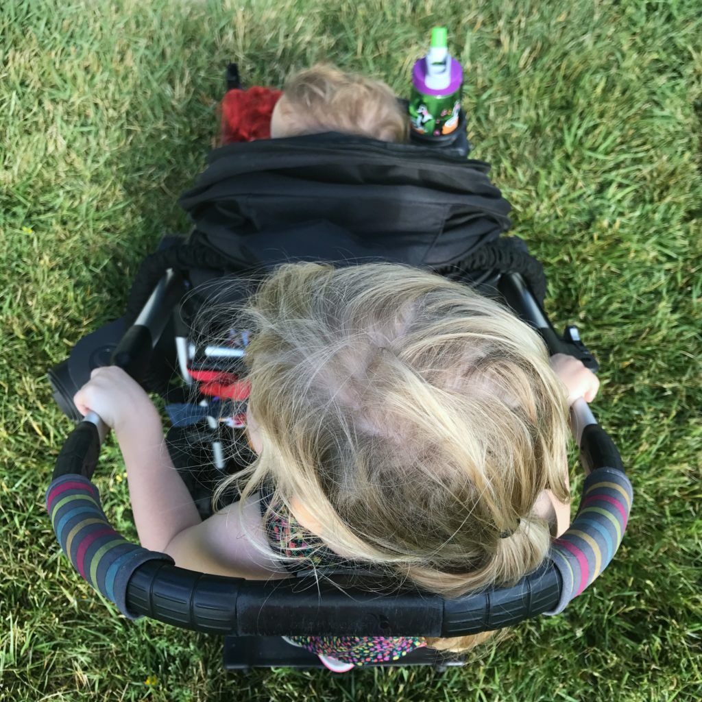 Omaha Stroller Classes to do with your Kids