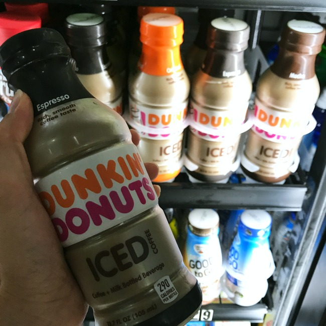 Easy on-the-go fuel with Dunkin Donuts coffee at Kum & Go