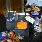 Step-by-Step Halloween Treat Bag Lantern Tutorial