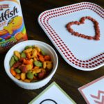 Shape and color snack time game